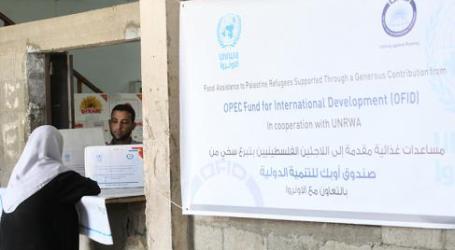 OPEC FUND GRANTS $600,000 TO UNRWA'S EMERGENCY GAZA FOOD PROGRAM