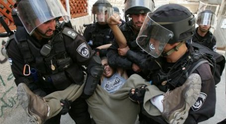 Palestinian Youths Make Resistance, One Arrested