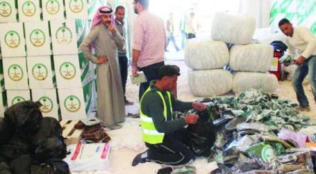 SAUDI ARABIA DONATED $115 BILLION TO HELP 90 COUNTRIES