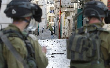 ANOTHER PALESTINIAN TEEN KILLED BY ISRAELI ARMY