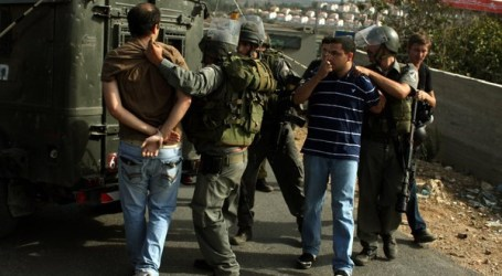 IOF ARRESTED 320 PALESTINIANS SINCE OCTOBER