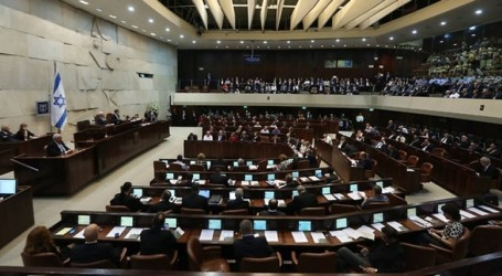 CALLS TO KICK ISRAELI KNESSET OUT OF INTER-PARLIAMENTARY UNION