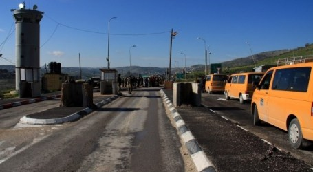 ISRAELI ARMY CLOSES CHECK[OINTS, ENTRANCE TO AWARTA TOWN IN NABLUS