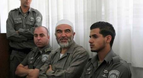 AOHR CONDEMNS ISRAELI PRISON ORDER AGAINST SHEIKH RAED SALAH