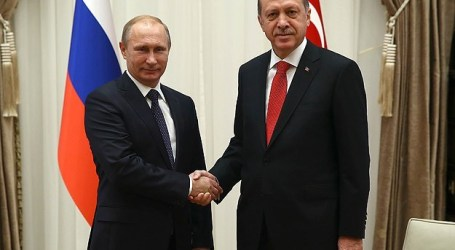 ERDOGAN WARNS RUSSIA AGAINST LOSING TURKEY'S FRIENDSHIP