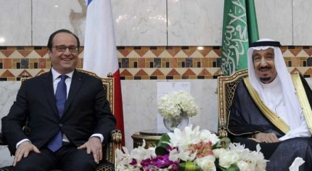 FRANCE, S.ARABIA SIGN €10BN WORTH DEALS
