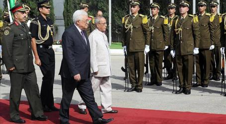 INDIA BALANCES PALESTINE SUPPORT, ISRAEL DEFENSE TIES