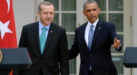 ERDOGAN, OBAMA AGREE TO DEEPEN COOPERATION AGAINST ISIL