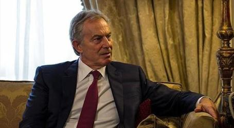 BRITAIN'S BLAIR APOLOGIZES FOR IRAQ WAR 'MISTAKES'