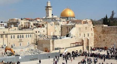 PALESTINIANS WARN OF ISRAELI PLAN TO 'PARTITION' AL-AQSA