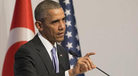 OBAMA: SENDING US TROOPS TO SYRIA WOULD BE A 'MISTAKE'