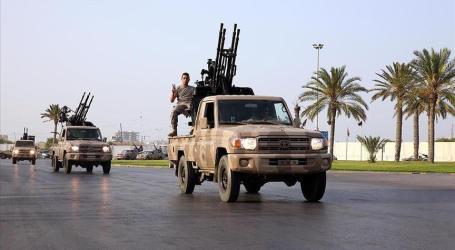 TURKEY BACKS 'INCLUSIVE POLITICAL SOLUTION' IN LIBYA