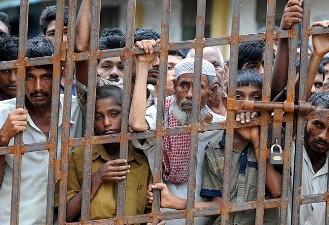 MYANMAR GOVT ACCUSED OF DENYING MUSLIMS FAIR TRIAL