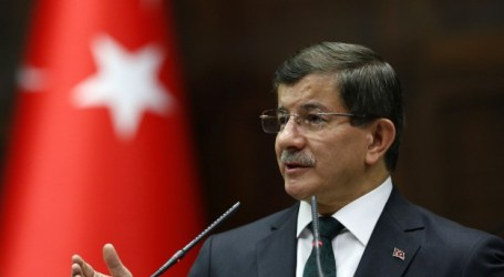 TURKEY REITERATES SUPPORT FOR SYRIAN OPP