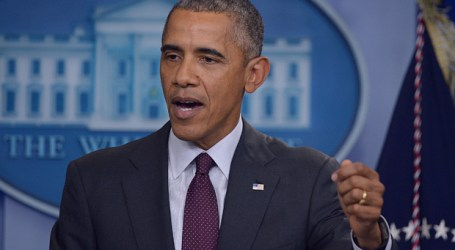 OBAMA DEFENDS SENDING SPECIAL FORCES TO IRAQ