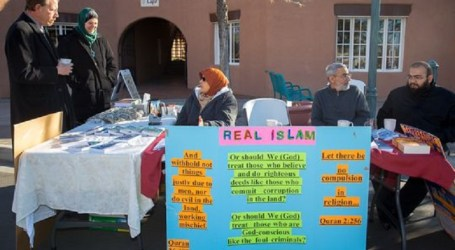 US Muslim Launches Street Campaign To Clear Misconceptions About Islam