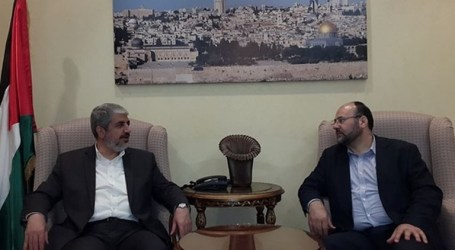 Mishaal Pledges To Solve Crisis Of Palestinian Refugees In Lebanon