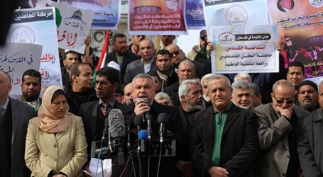 Factions: The Intifada Will Continue Until Achievement Of Its Goals