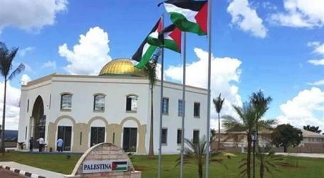 Palestine's First Western Embassy Opens in Brazil