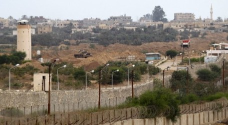 The Situation On The Gaza-Sinai Border Is 'Deteriorating', Claims Security Official