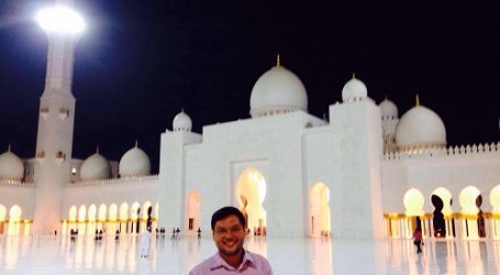 Taufik Had Ever Stopped over at the Mosques of 50 Countries