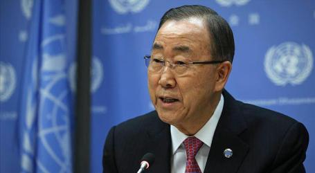 UN Chief Intensifies Criticism Of Israeli Occupation