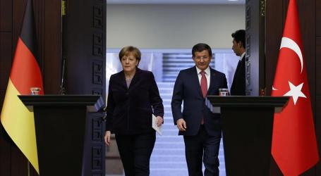 Turkey, Germany Sign Deal To Fight Migrant Smuggling