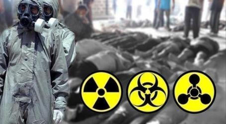 Assad Regime 'Using Toxic Gas In Syria'