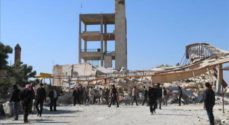 France: Hospital Attacks In Syria 'War Crime'