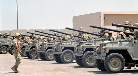 Saudi 'Ready' To Send Ground Troops To Fight Daesh