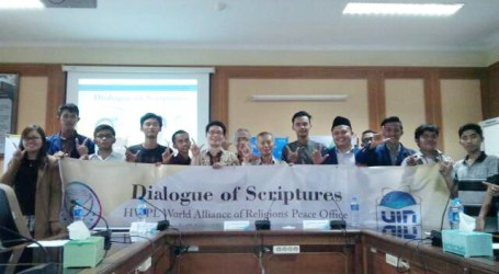 HWPL Holds Interfaith Discussion for Realization of World Peace