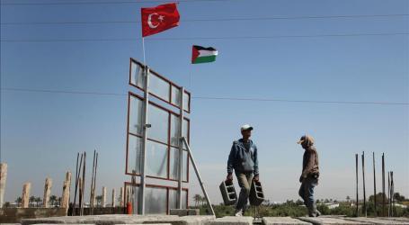Turkey's TIKA To Build Housing Units In War-Battered Gaza