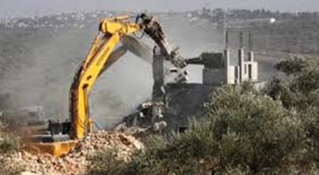 Report: 200 Structures Razed In Occupied Jerusalem And West Bank In February
