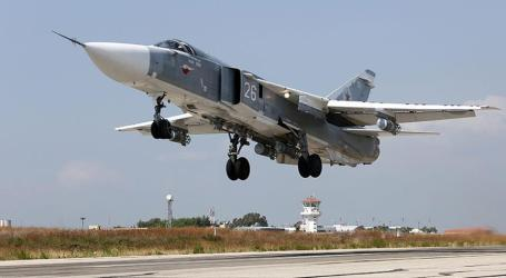 First Group of Russian Warplanes Withdraws From Syria