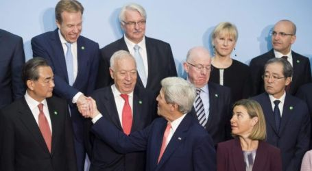 To Israel's Dismay, EU Foreign Ministers Back French Initiative