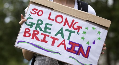 Now London Wants to Exit Britain