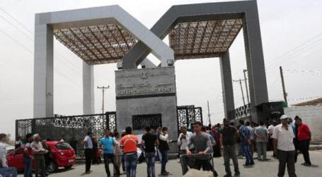 Egypt Opens Gaza Border for Month of Ramadan