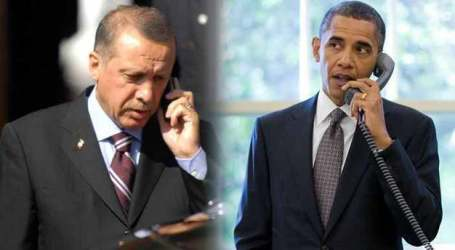 Erdogan Talks With Obama About Extraditing Gulen