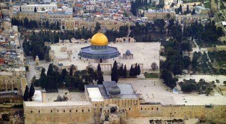 Shaykh Salim: Don't Forget Al-Aqsa Mosque