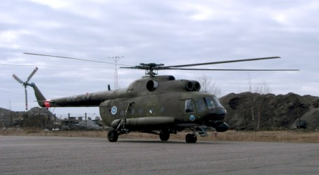 Five Reported Dead as Russian Chopper Downed in Terrorist-Held Syria