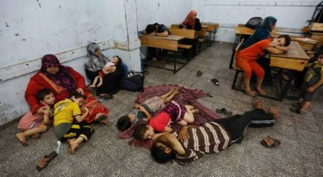 Lebanese President-UNRWA Discuss Palestinian Refugees