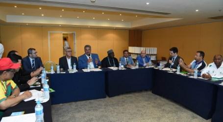 Islamic Solidarity Games 2017 Presented in Rio de Janeiro