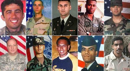 Faces of the American Muslim Soldiers who died fighting for their country