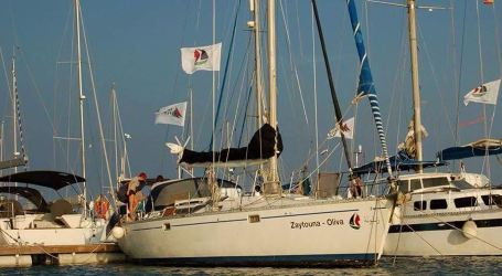 Women's Boat to Gaza Sailed