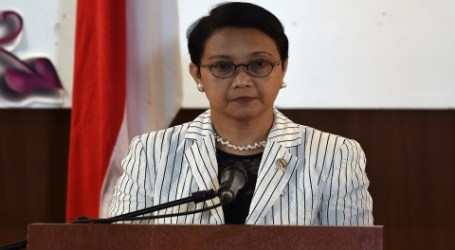 Indonesia`s Foreign Policy Prioritizes Palestinian Independence, Says Minister