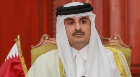 Qatari Emir Slams UN Inaction on Israel-Palestine Issue