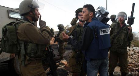 Israel Increases Attacks on Journalists