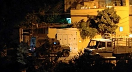 IOF Rolls Into Jenin, Pitches Random Checkpoints