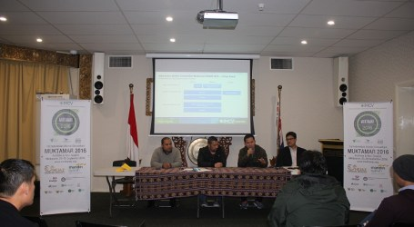 Indonesian Moslems in Australia to Host 1 st Islamic Conference
