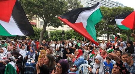 Tunisians Commemorate Al-Aqsa Intifada